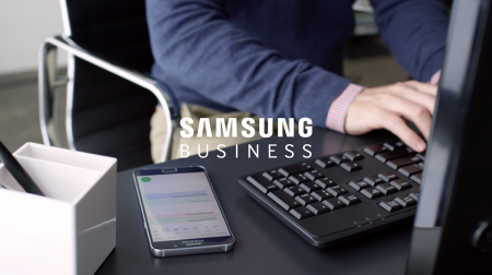Samsung | The Only Way to Work